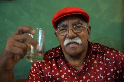 Pedro's rum shot, Santiago