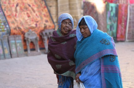 At the market, Jaisalmer