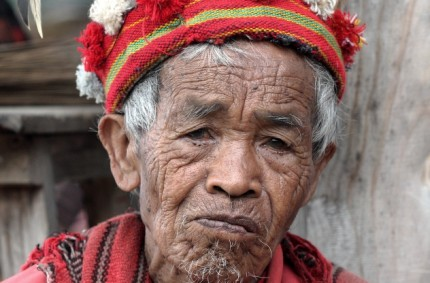 Tribal man, Banaue