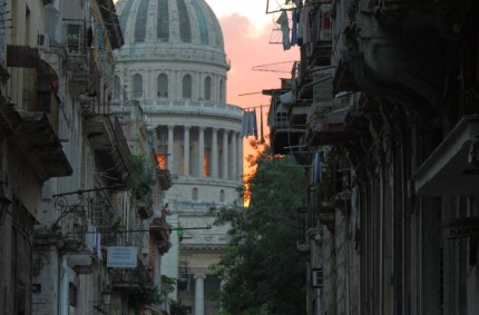 Calle Brasil, Havana