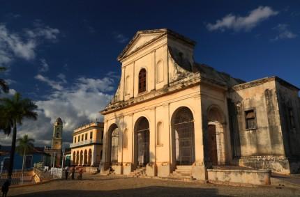Iglesia de la Santísima, Trinidad