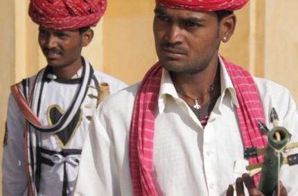 Rajasthani musicians, Jaipur
