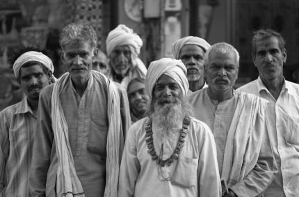Pilgrims, Madurai
