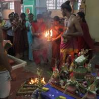 Morning puja II, Trincomalee