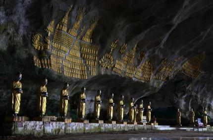 Saddar cave, Hpa-An
