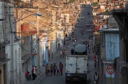 Barrio El Tivoli, Santiago