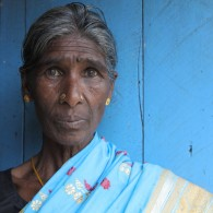 Tamil woman, Nuwara Eliya