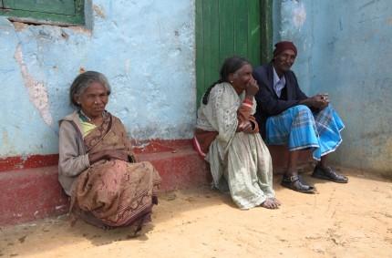 Tea pluckers' rest, Nuwara Eliya